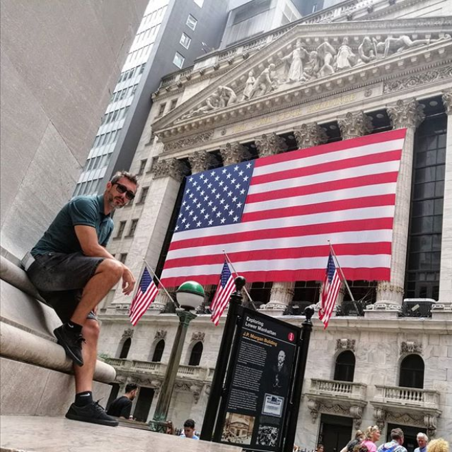 NYSE New York Bourse Actions ETF Trading Robot Dr Trader Investissements